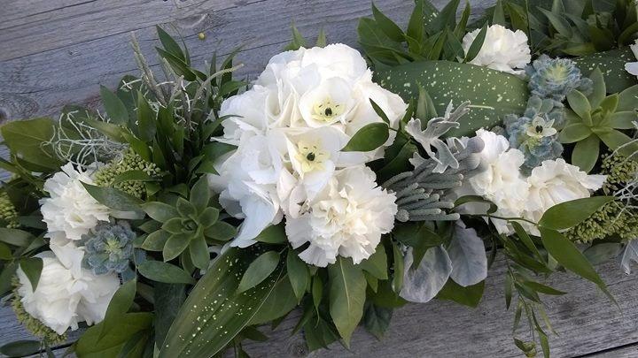 Hautajaiskukat ja kukkasidonnat Pirkkalasta